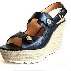 Coach Electra platform sandal